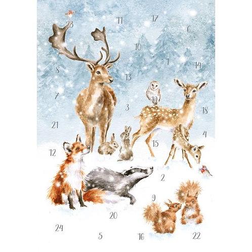Wrendale A Winter Wonderland Advent Calendar
