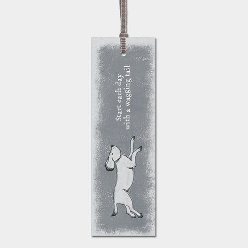 East of India Running Dog Bookmark