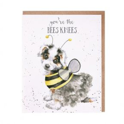 Wrendale The bees knees Card