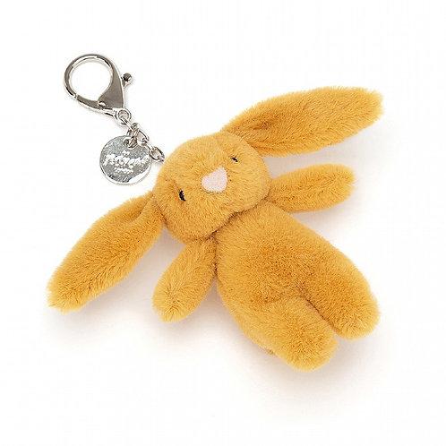 Jellycat Bunny Bag Charm - Various Colours