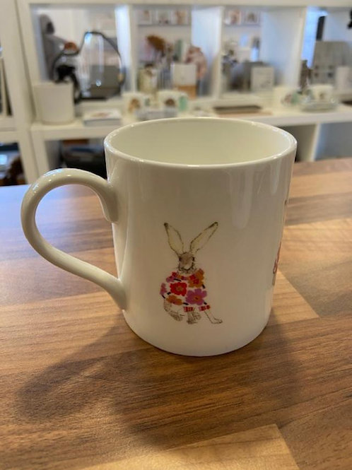 Hare in the sweater Hare Mug