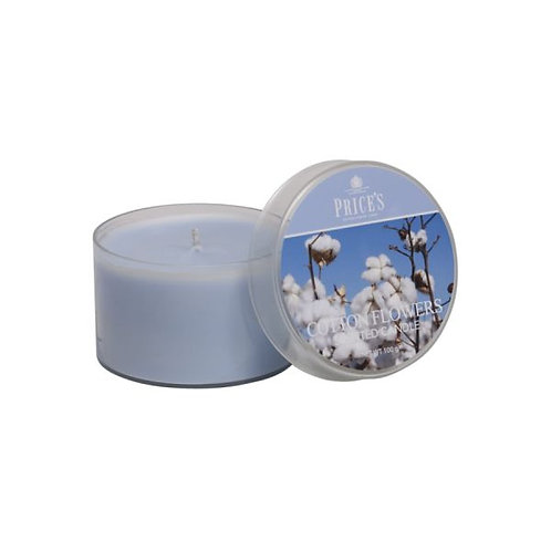 Prices Scented Candle Tin