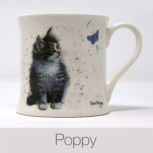 Bree Merryn Poppy the Cat Mug