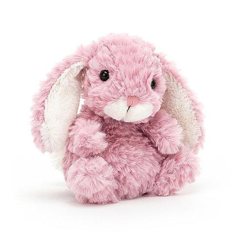 Jellycat Yummy Tulip Pink Bunny