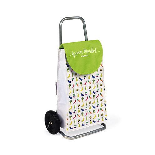 Green Market Shopping Trolley