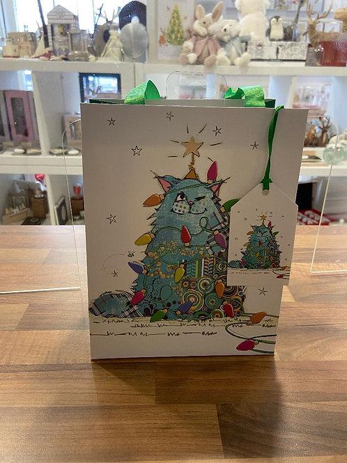 Christmas Medium Gift Bags - Various Designs