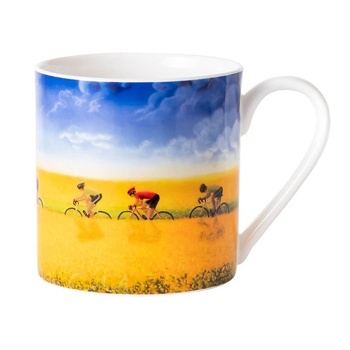 Lucy Pittaway Gold Fields Mug