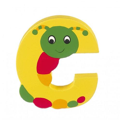 Orange Tree C is for Caterpillar