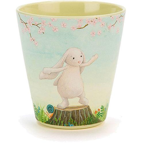 Jellycat My Friend Bunny Melamine Cup