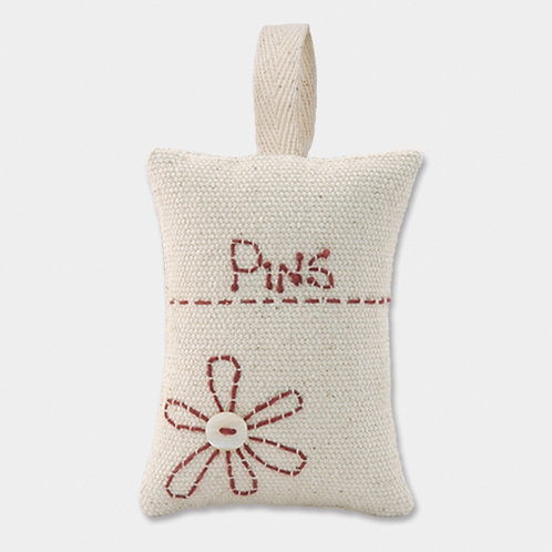 East of India Hanging Pin Cushion