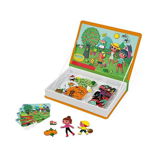 4 Seasons Magneti Book
