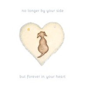Forever in your Hearts Berni Parker Card