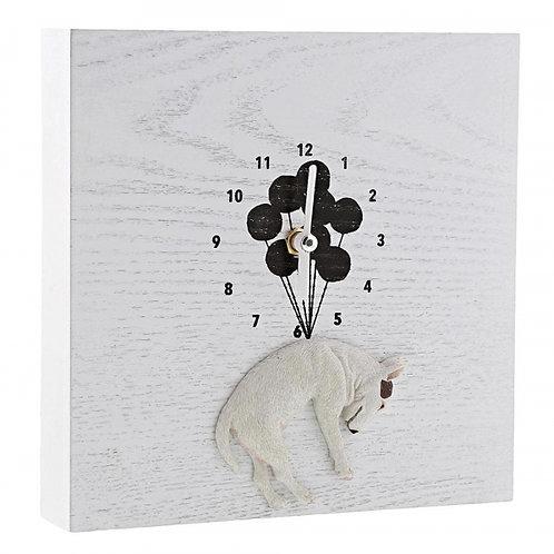 Jimmy the Bull Clock Balloon Design Clock