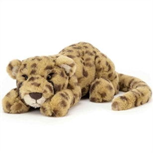 Jellycat Charley Cheetah - Various Sizes