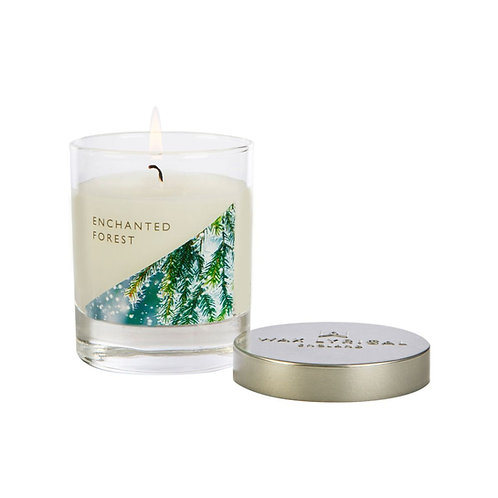 Enchanted Forest Small Candle