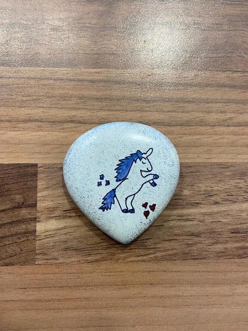 Tilnar Art Unicorn Soap Stone