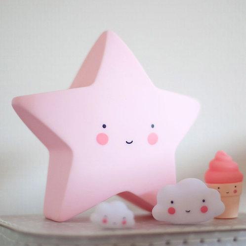 Pink Star Light