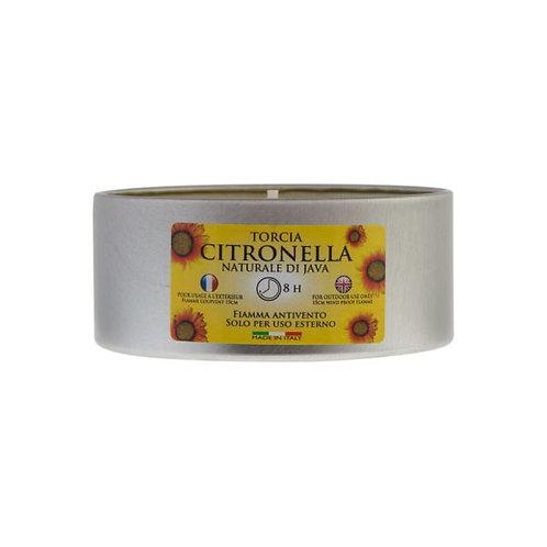 Citronella Unlidded Tin
