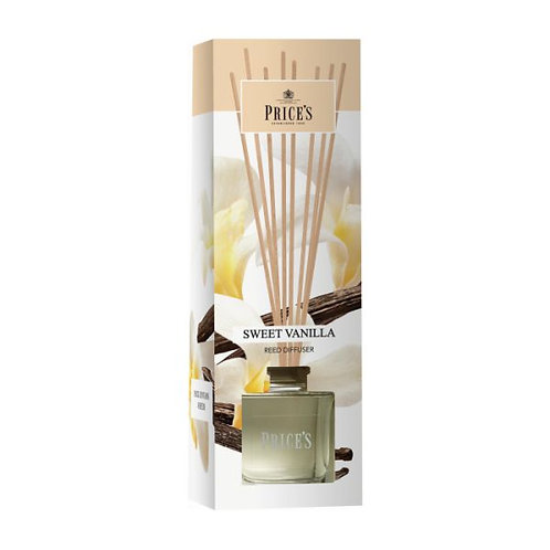 Prices Sweet Vanilla Reed Diffuser