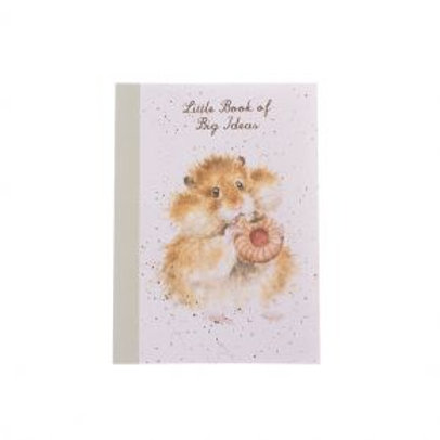 Wrendale A6 Hamster Notebook