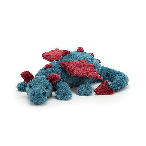 Jellycat Dexter Dragon - Various Sizes