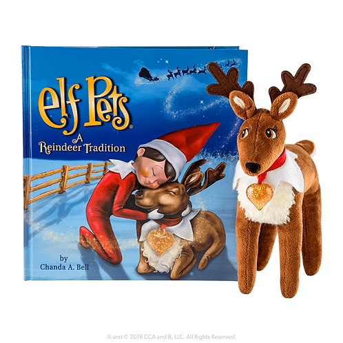 Elf Pets - A Reindeer Tradition