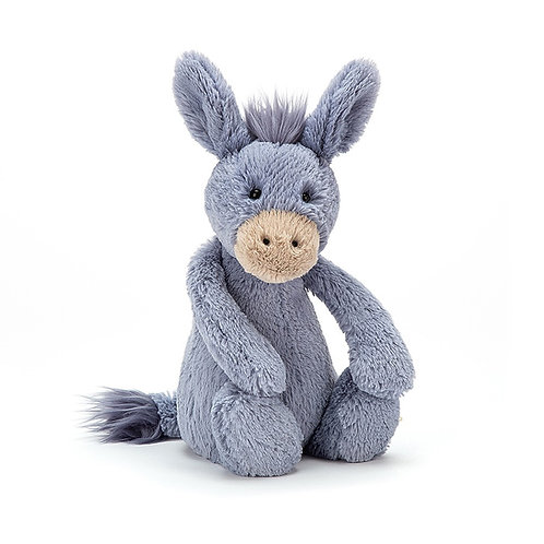 Jellycat Bashful Donkey - Various Sizes