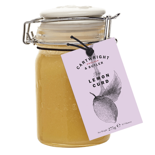 Cartwright and Butler Lemon Curd