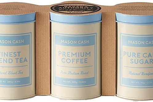 Mason Cash Bakers Authority Set of 3 Canisters