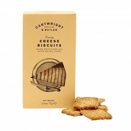 Cartwright and Butler Cheese Biscuits