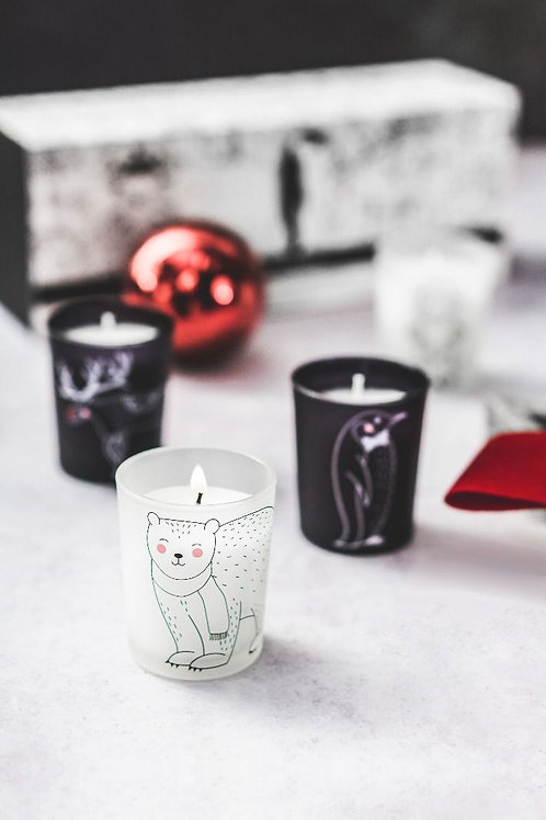 Baby It's Cold Outside Votive Gift Set