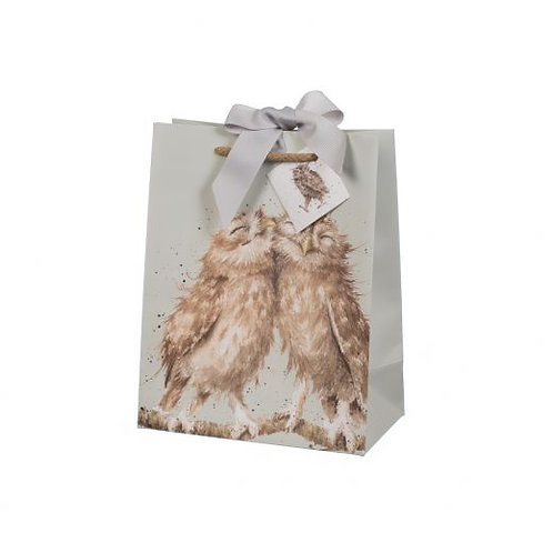 Wrendale Medium Gift Bag - Woodlanders
