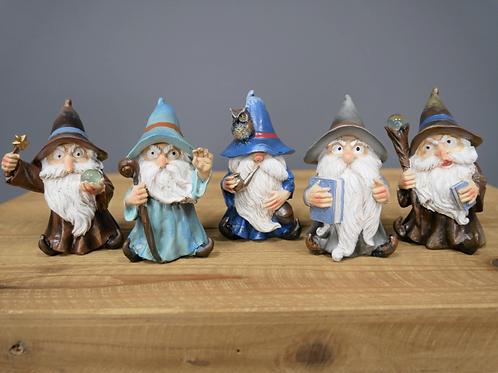 Wizards - Set of Five