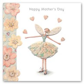 Happy Mothers Day Berni Parker Card