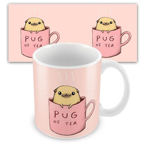 Sophie Corrigan Pug of Tea Mug