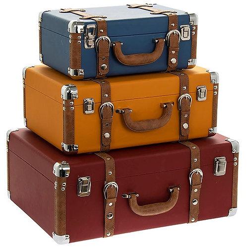 Grand Tour Case Set (Various Colours)