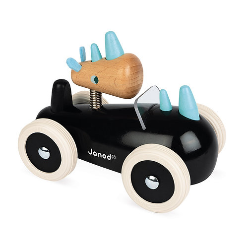 Wooden Spirit Car - Rony