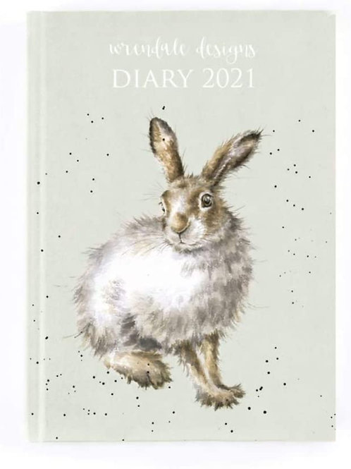 Wrendale A5 Desk Diary 2021