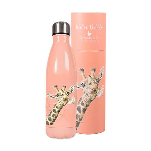 Wrendale 'Flowers' Giraffe Bottle