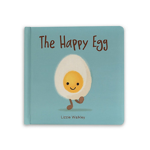 Jellycat The Happy Egg Book - Pre Order