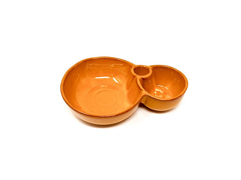 Divine Orange Olive Dish