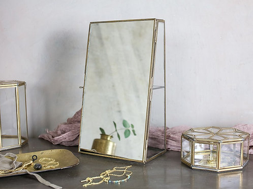 Nkuku Bequai Mirror Cabinet