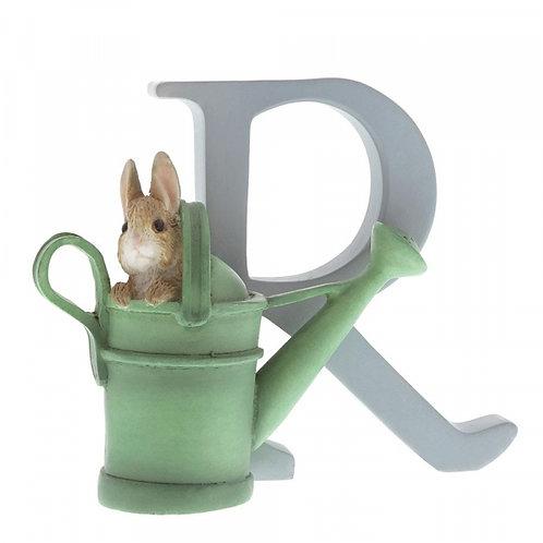Beatrix Potter Ceramic Letters - Letter R
