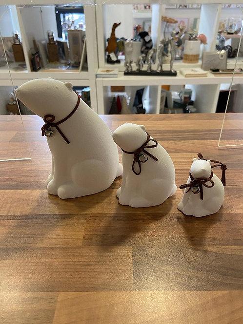 Pot Polar Bears - Various Sizes