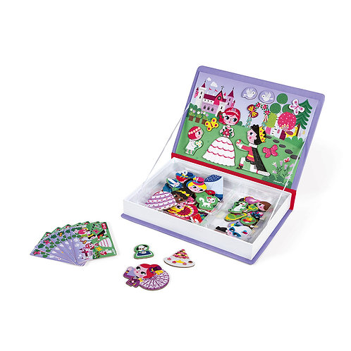 Princesses Magneti Book