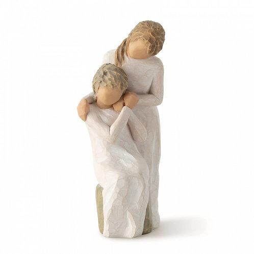 Loving my mother Figurine