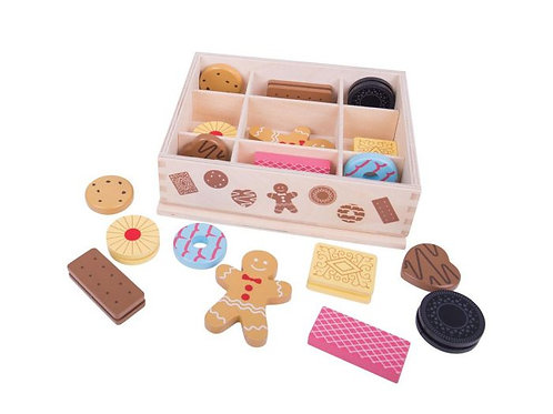 Bigjigs Biscuit Box