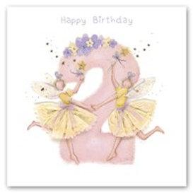 Happy Birthday... 2 Berni Parker Card