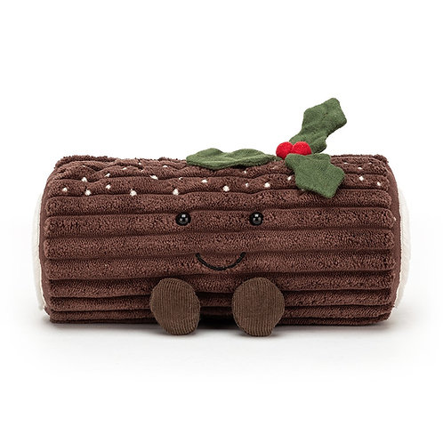 Jellycat Yule Log