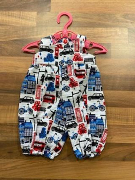 London Dolly Dungarees